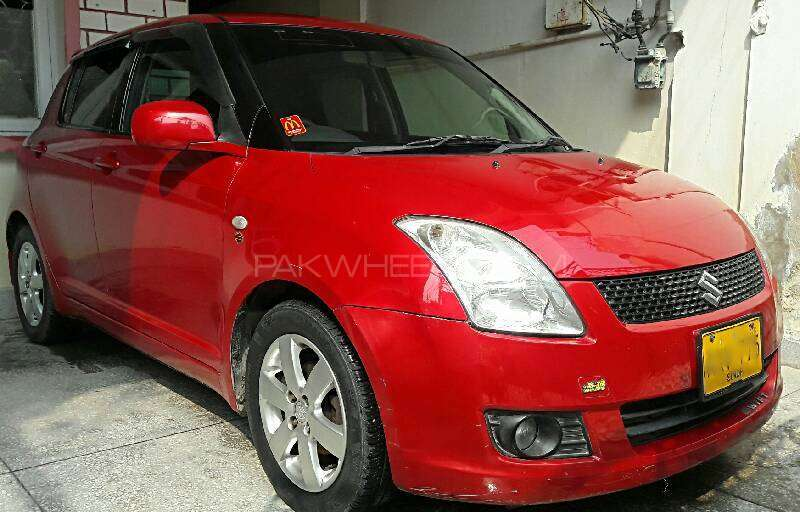 suzuki swift xg 1 3 2007 for sale in karachi pakwheels. Black Bedroom Furniture Sets. Home Design Ideas