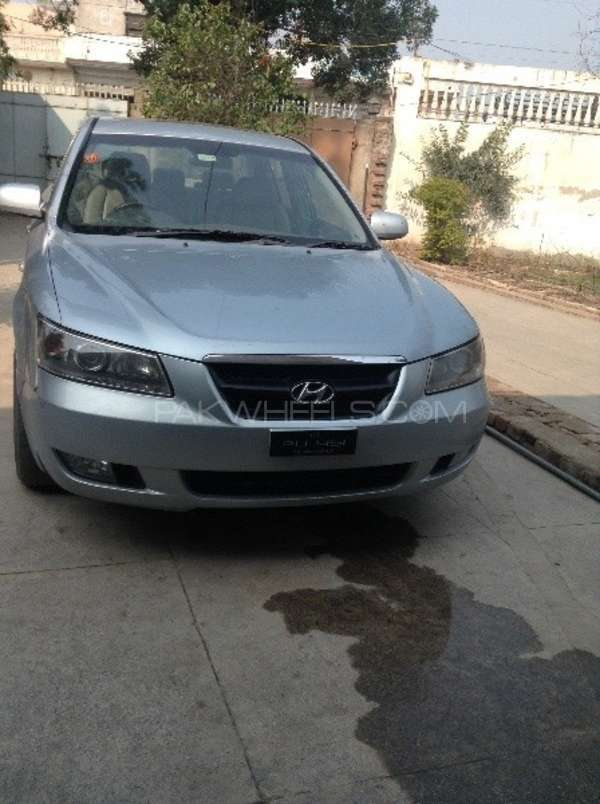hyundai sonata 2005 for sale in mandi bahauddin pakwheels. Black Bedroom Furniture Sets. Home Design Ideas