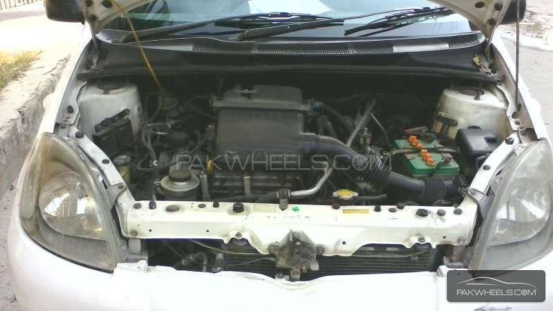Toyota Vitz B 1.0 1999 Image-5