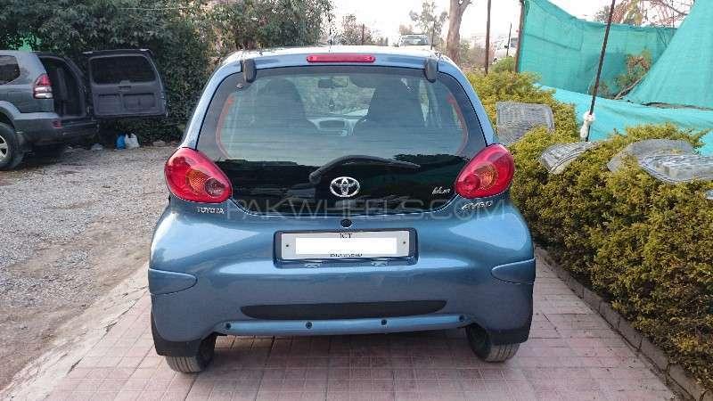 Toyota Aygo Standard 2008 Image-4