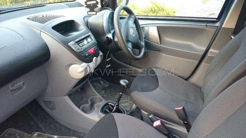 Toyota Aygo Standard 2008 Image-5