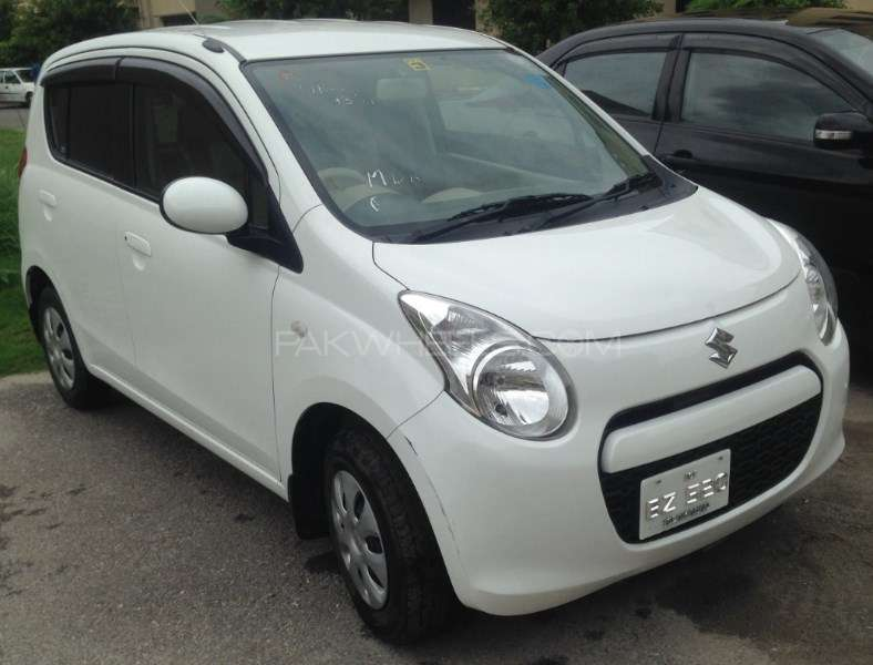 Suzuki Alto G 2011 Image-1