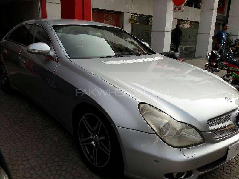 Mercedes Benz CLS Class CLS350 2006 Image-6