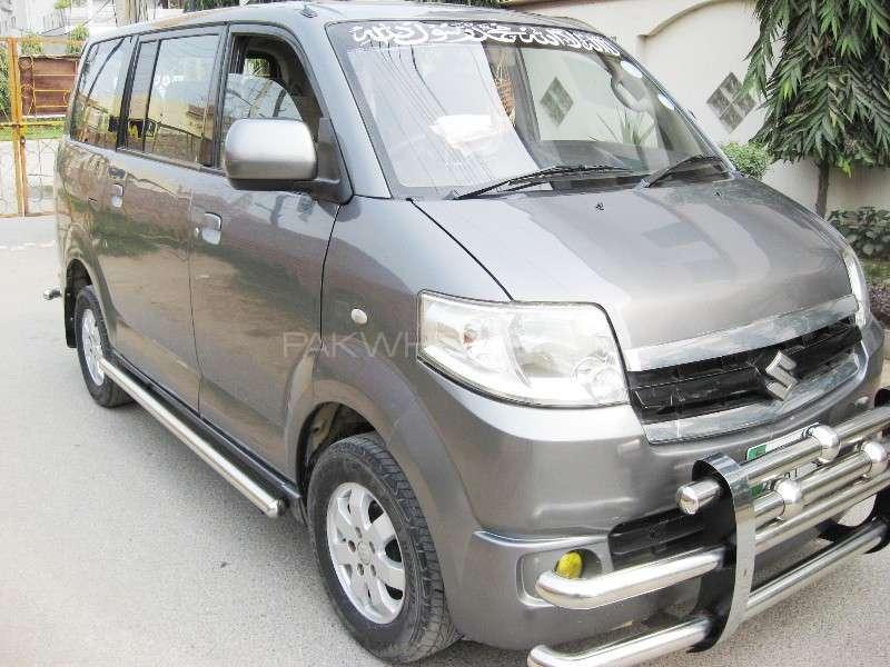 Suzuki Apv Mileage Per Liter