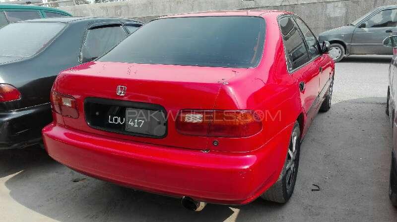 Honda Civic EXi 1995 Image-6
