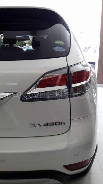 Lexus RX Series 450H 2012 Image-6