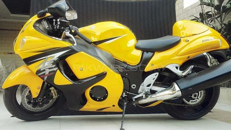 used suzuki hayabusa 2014 bike for sale in lahore 125243 pakwheels. Black Bedroom Furniture Sets. Home Design Ideas