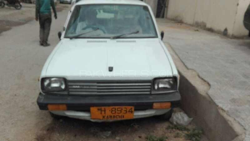 Suzuki FX GA 1987 Image-1