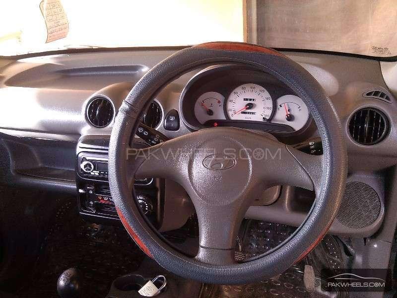 Hyundai Santro Club GV 2014 Image-7
