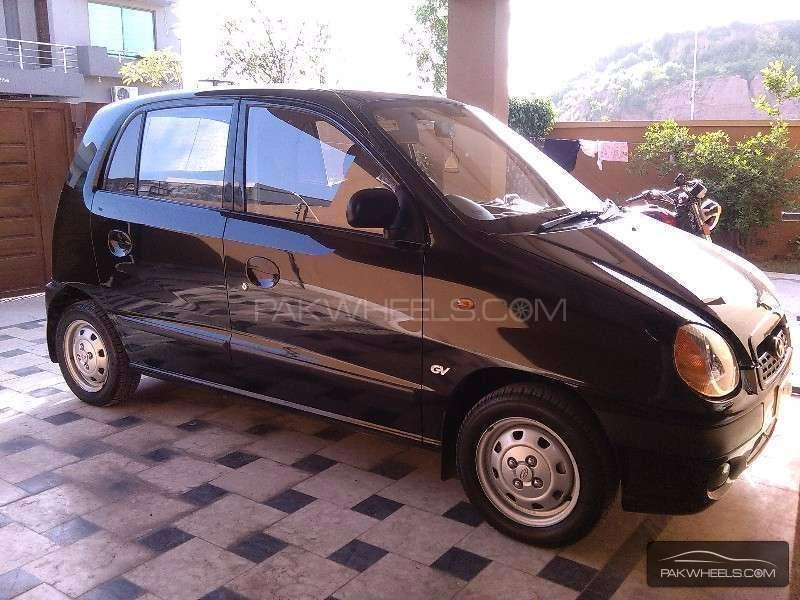 Hyundai Santro Club GV 2014 Image-9