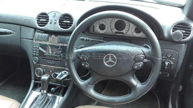 Mercedes Benz C Class 2007 Image-10