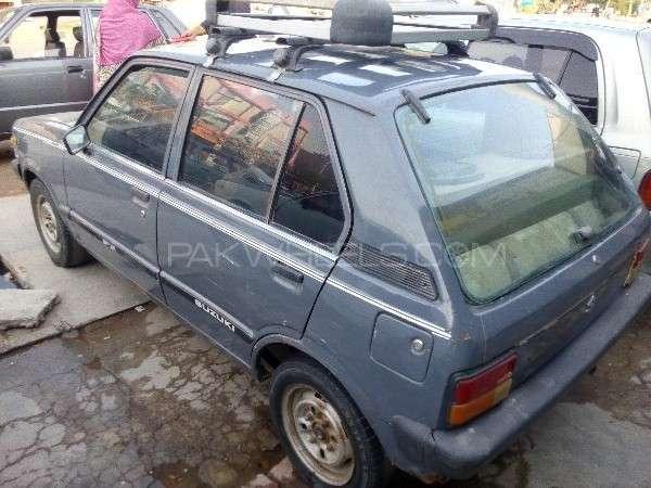 Suzuki FX GA 1988 Image-3