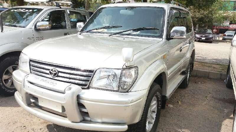 Toyota Prado TX Limited 2.7 1997 Image-2