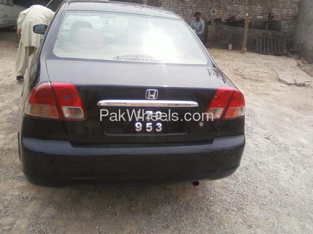 Honda Civic EXi 2005 Image-3