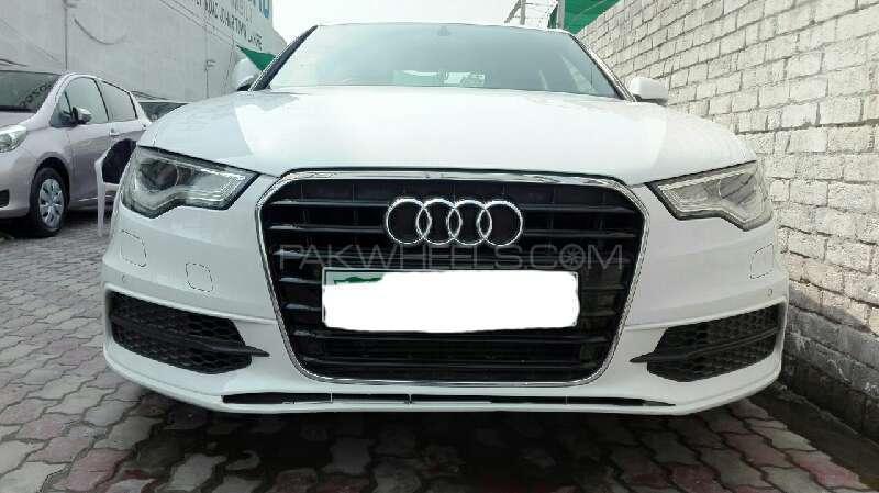 Audi A6 2013 Image-1