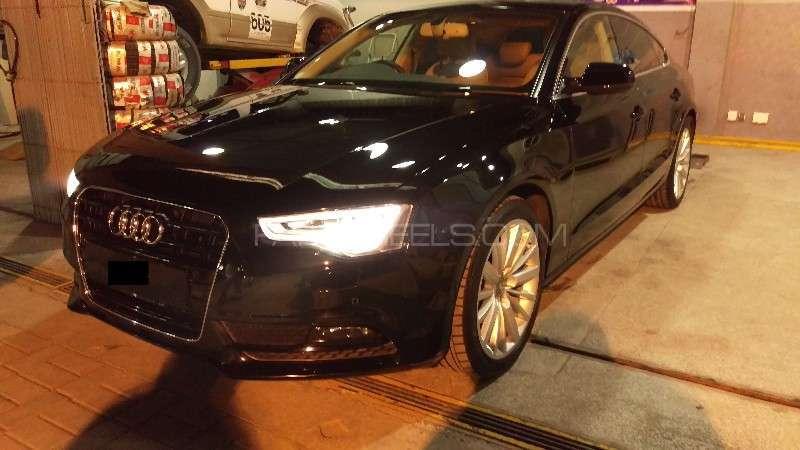 Audi A5 1.8 TFSI 2013 Image-4