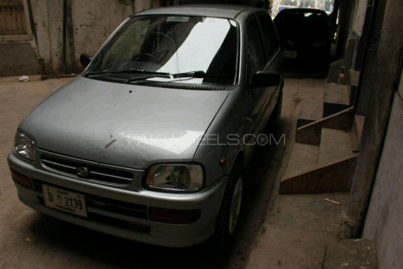 Daihatsu Cuore CX Eco 2006 Image-2