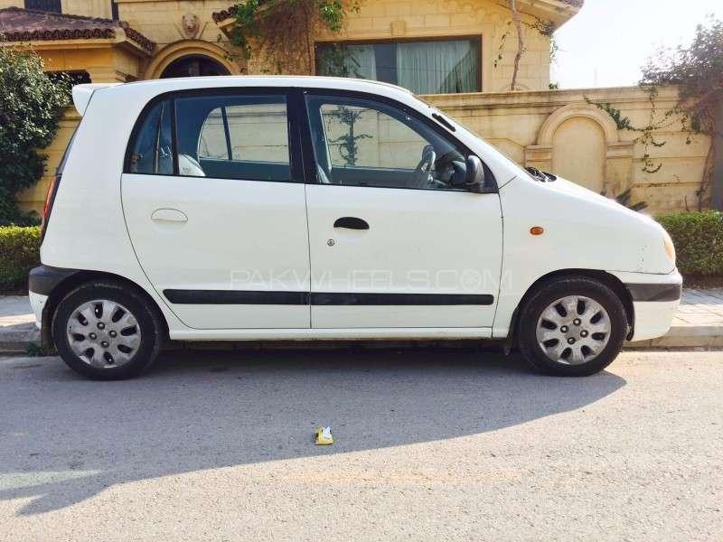 Hyundai Santro Exec 2006 Image-2