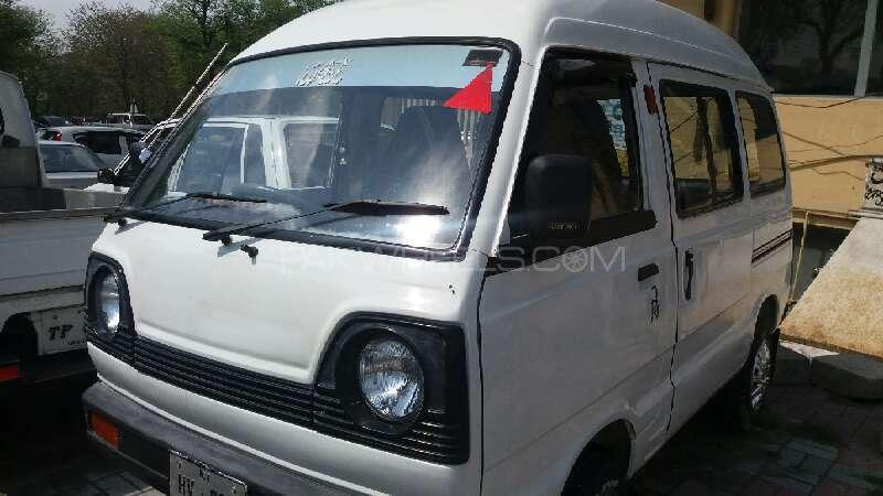 Suzuki Bolan VX 2004 Image-2