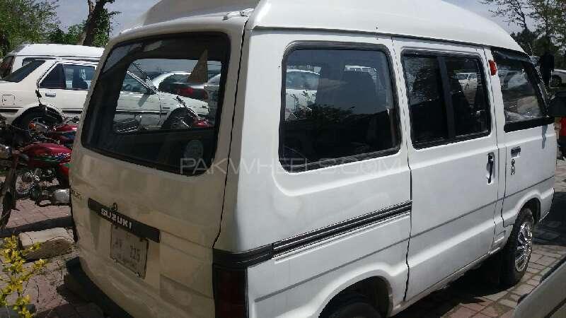 Suzuki Bolan VX 2004 Image-4