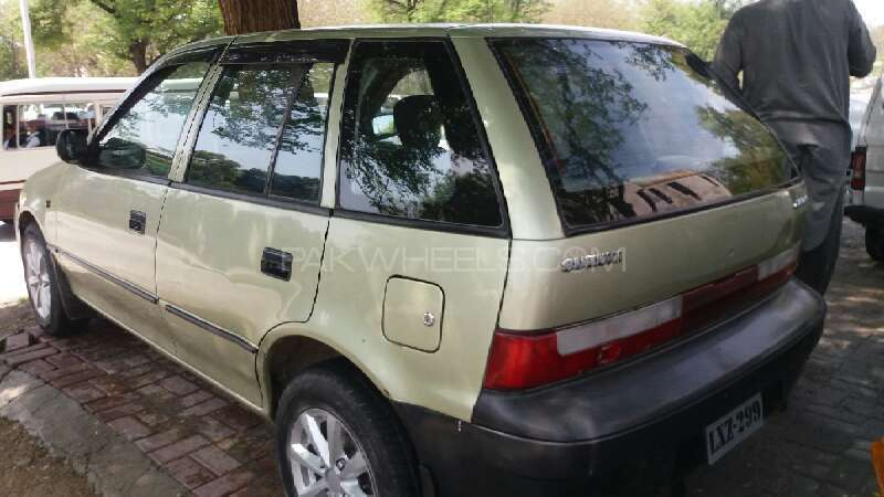 Suzuki Cultus VXR 2004 Image-3