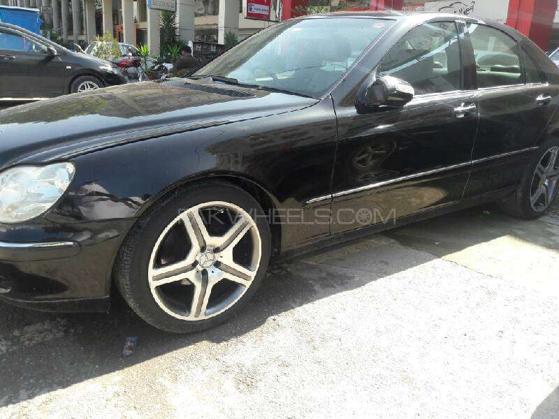 Mercedes benz s class 500se 2004 for sale in islamabad for Mercedes benz 500se