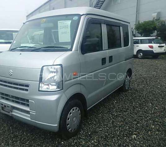 Suzuki Every Join 2011 Image-2