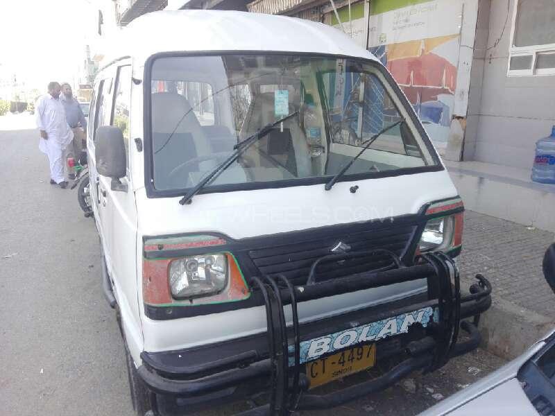 Suzuki Bolan GL 2011 Image-1