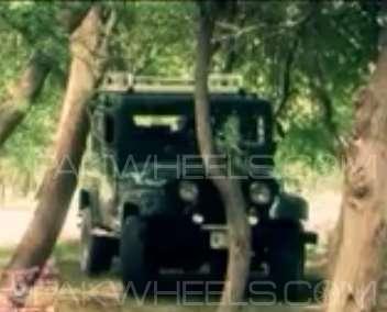 Jeep Cj 7 CJ-7 1980 Image-3