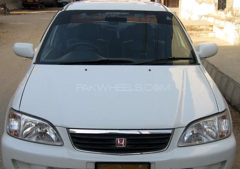 Honda City Exis Automatic on Cng Tank Capacity