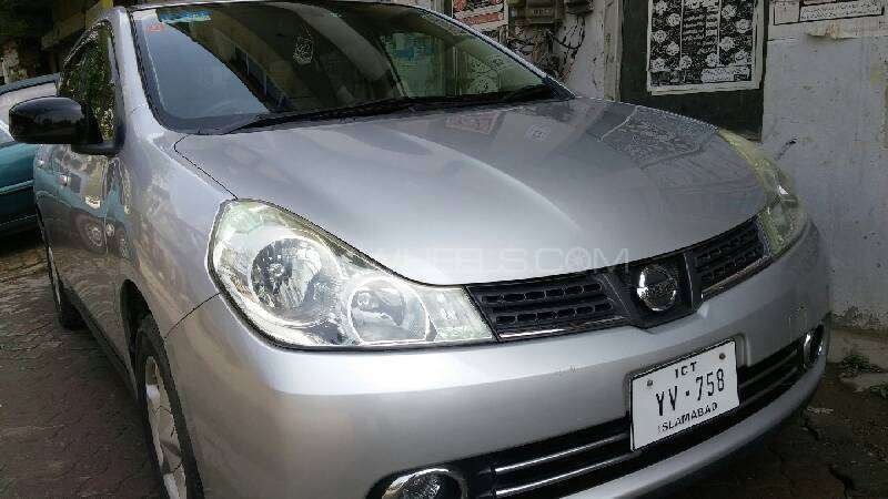 Nissan Wingroad 2007 Image-5