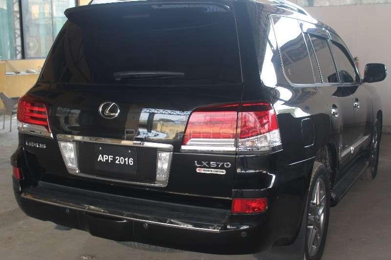 Lexus LX Series LX570 2012 Image-1