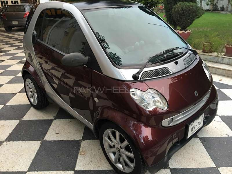 Mercedes benz smart 2007 for sale in peshawar pakwheels for Mercedes benz smart car for sale