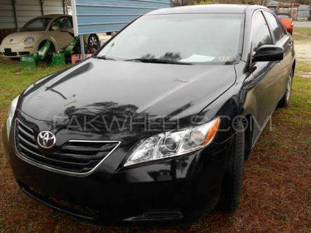 used toyota camry up spec automatic 2 4 2008 car for sale pakwheels. Black Bedroom Furniture Sets. Home Design Ideas