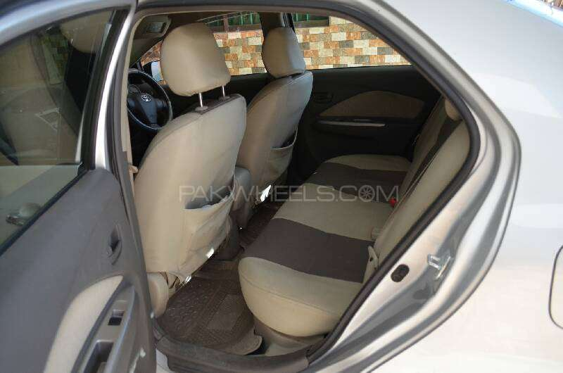 Toyota Belta X Business A Package 1.0 2008 Image-7