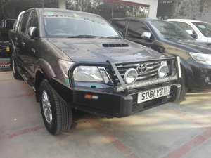 Toyota Hilux Vigo G 2011 for Sale in Karachi