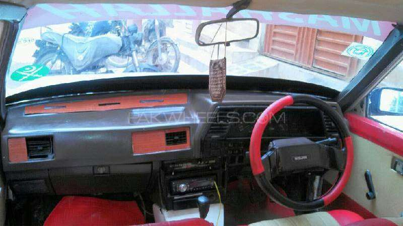 Nissan Sunny LX 1986 Image-6