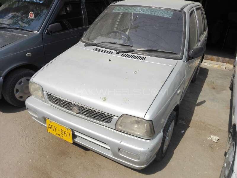 Suzuki Mehran VX (CNG) 2004 Image-2