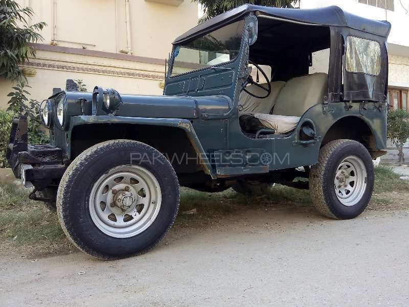 Willys M38 1952 Image-2