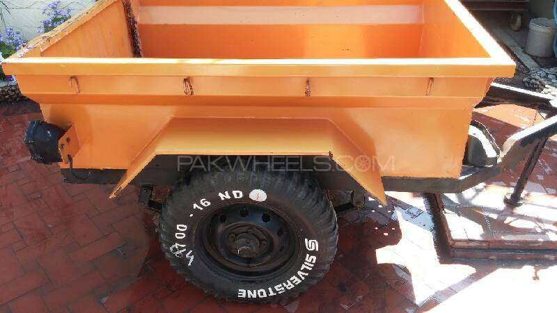 Jeep Trolley Image-1