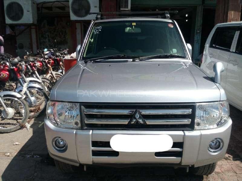 Mitsubishi Pajero Mini Limited 2010 Image-1