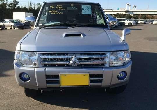 Mitsubishi Pajero Mini 2010 Image-3