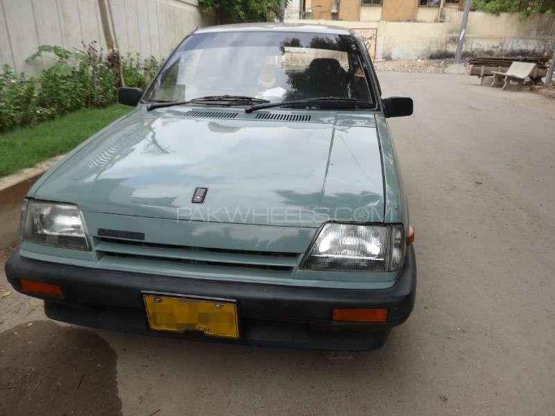 Suzuki Khyber GA 1995 Image-1