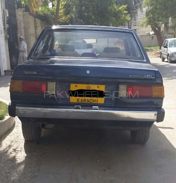 Toyota Corolla GL 1980 Image-3