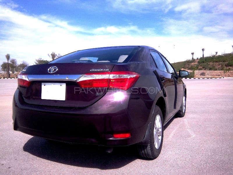 Toyota Corolla GLi 1.3 VVTi 2014 Image-3
