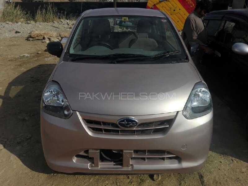 Subaru Pleo L 2013 Image-1