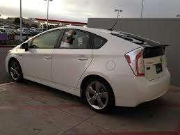 Prius back bumper Image-1