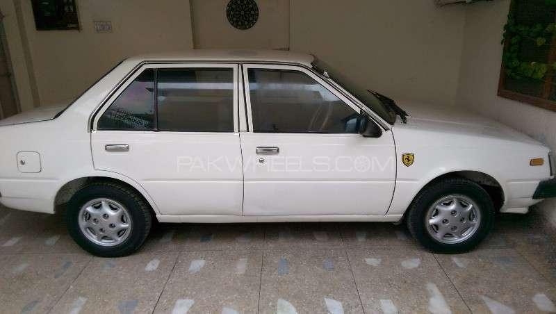 Nissan Sunny 1985 Image-1