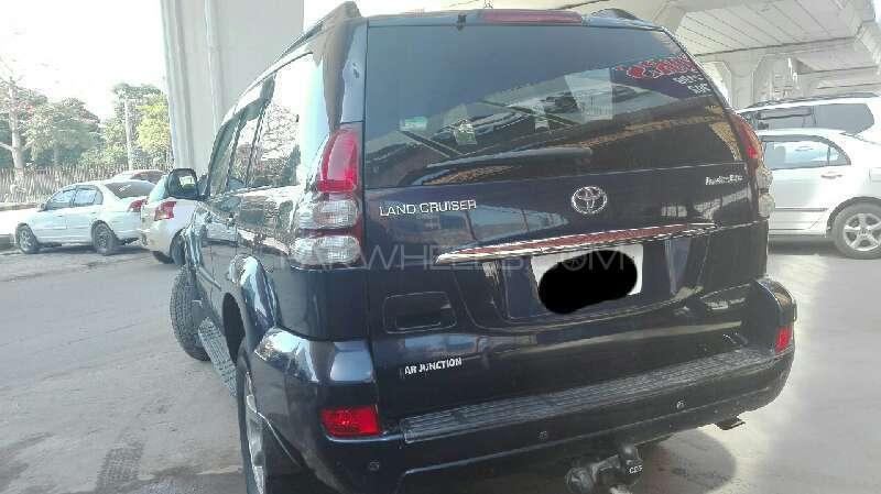 Toyota Prado 2008 Image-11