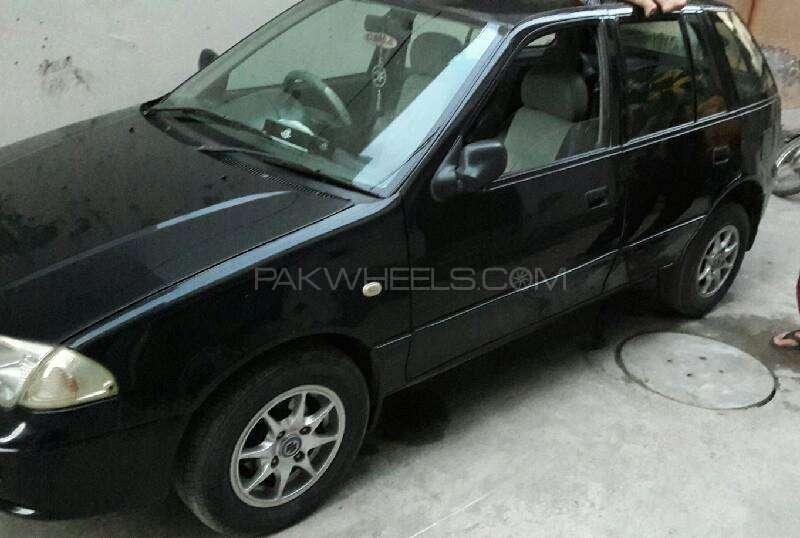 Suzuki Cultus VXR (CNG) 2006 Image-4